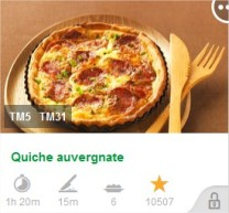 Quiche auvergnate - Copie